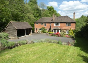 6 bed detached house for sale in Coach Road, Ivy Hatch, Sevenoaks, Kent TN15