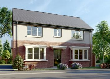 Thumbnail 4 bed detached house for sale in Pottery Gardens, Denby, Ripley