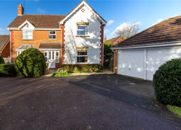 Thumbnail 4 bed detached house for sale in Corfe Avenue, Warndon Villages, Worcester, Worcestershire