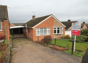Thumbnail 2 bed detached bungalow for sale in Firs Avenue, Hulland Ward, Ashbourne