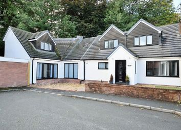 Thumbnail 4 bed detached house for sale in East Close, Eccleston Park, Prescot