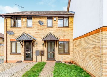 Thumbnail 2 bed terraced house for sale in Rudds Close, Winslow, Buckingham