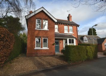 Thumbnail Detached house for sale in Longslow Road, Market Drayton