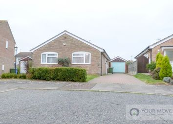 Thumbnail 2 bedroom bungalow to rent in Tudor Walk, Carlton Colville, Lowestoft
