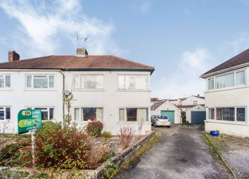 Thumbnail 3 bed semi-detached house for sale in Lanelay Close, Talbot Green, Pontyclun