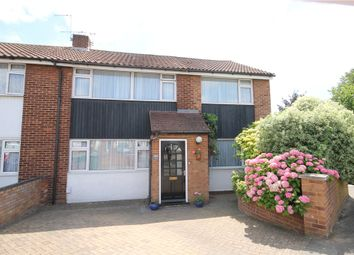 Thumbnail 4 bed semi-detached house for sale in Nursery Road, Sunbury-On-Thames, Surrey