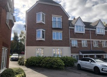 Thumbnail 2 bed flat for sale in Canterbury Close, Erdington