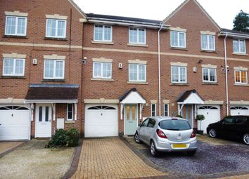 Thumbnail 4 bed town house for sale in Mews Court, Mickleover, Derby