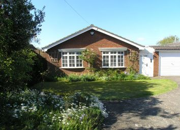 Thumbnail 3 bedroom detached bungalow for sale in Bridgefoot Corner, Reydon, Southwold, Suffolk