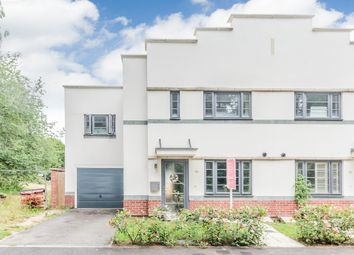 Thumbnail 4 bedroom end terrace house for sale in Leatherworks Way, Northampton