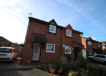 Thumbnail 1 bed semi-detached house to rent in Bladen Close, Cheadle Hulme, Cheadle