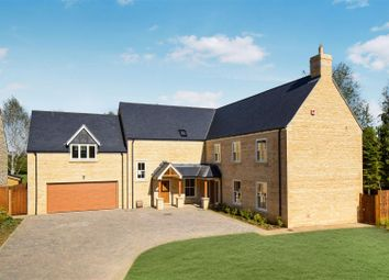 Thumbnail 5 bed detached house for sale in The Hollies, Main Street, Whissendine