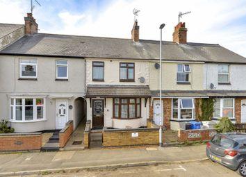 Thumbnail 3 bed terraced house for sale in Harrington Road, Desborough, Kettering