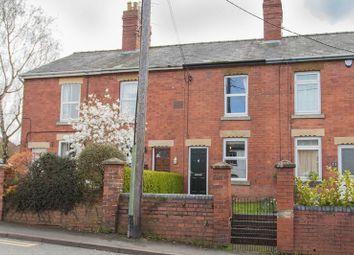 Thumbnail 2 bed terraced house for sale in Bridge Street, Ledbury