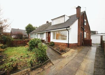 Thumbnail 3 bed semi-detached bungalow for sale in Belmont Avenue, Atherton, Manchester, Greater Manchester.