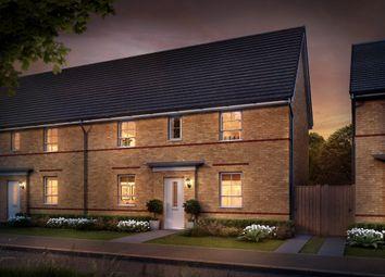 Thumbnail 3 bedroom terraced house to rent in Queen Elizabeth Way, Nuneaton