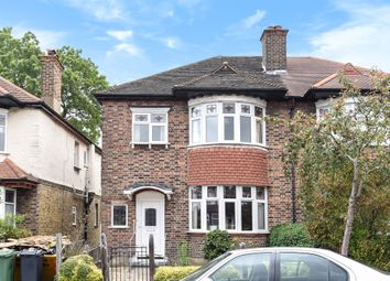 Thumbnail 3 bedroom semi-detached house for sale in Downton Avenue, London