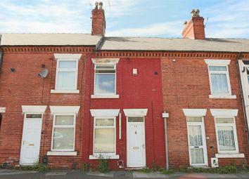 Thumbnail 2 bedroom terraced house for sale in Vine Terrace, Hucknall, Nottingham