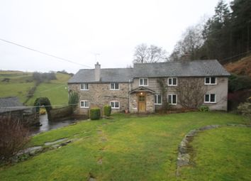 Thumbnail Detached house to rent in Wern-Ddu, Oswestry