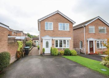 Thumbnail 3 bed detached house for sale in Park Avenue, Darley Dale, Matlock