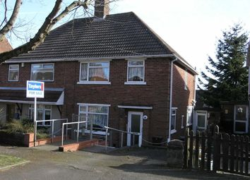 Thumbnail 3 bedroom property for sale in Smith Close, Bilston