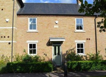 Thumbnail 4 bed terraced house to rent in Russell Walk, Fairfield, Hitchin, Herts