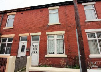 Thumbnail 2 bedroom terraced house to rent in Chester Road, Blackpool