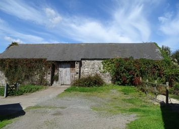 Thumbnail 3 bed barn conversion for sale in Chittlehampton, Umberleigh