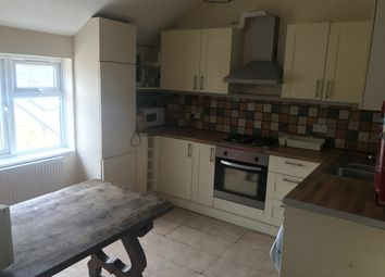 Thumbnail 3 bed flat to rent in Charteris Road, Kilburn