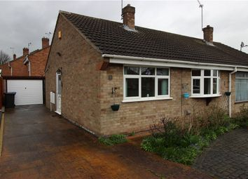 Thumbnail 2 bed semi-detached bungalow for sale in Dee Close, Sinfin, Derby