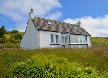 Thumbnail 2 bed detached house for sale in Ormiscaig, Aultbea, Ross-Shire