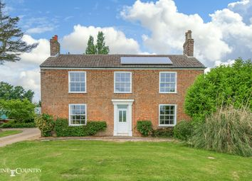 Thumbnail 4 bed detached house for sale in Cranesgate North, Whaplode St. Catherines, Spalding