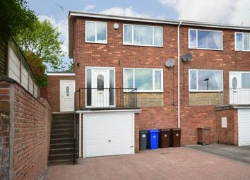 Thumbnail 3 bed semi-detached house for sale in Cherry Hill Avenue, Meir