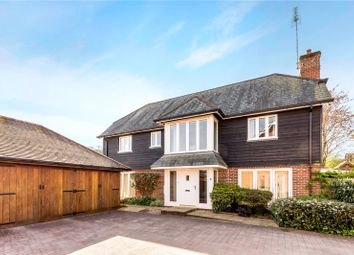 Thumbnail 4 bed detached house for sale in Hoptons Retreat, Kilmeston, Alresford, Hampshire