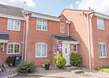 Thumbnail 3 bed terraced house for sale in Russett Close, Barwell