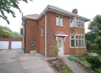 Thumbnail 3 bed detached house for sale in Moss House Road, Blackpool