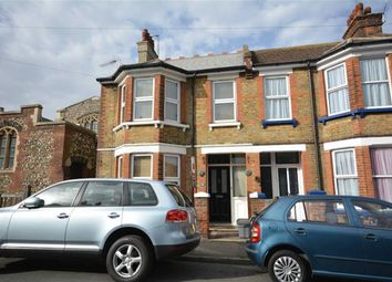 Thumbnail 3 bedroom end terrace house for sale in Grosvenor Road, Broadstairs, Kent