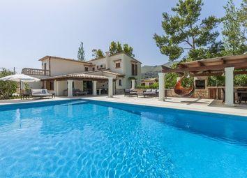 Thumbnail 4 bed villa for sale in Spain, Mallorca, Pollença, Puerto Pollença