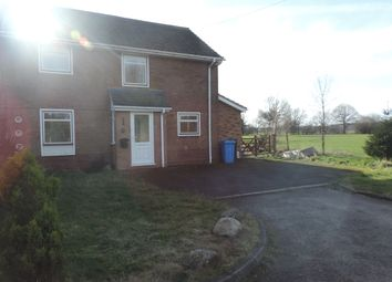 Thumbnail 3 bed semi-detached house to rent in Croft Lane, Gailey, Stafford
