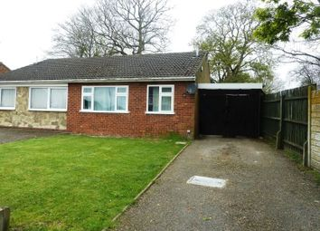 Thumbnail 2 bedroom bungalow for sale in Trenance Road, Exhall, Coventry