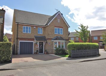 Thumbnail 5 bed detached house for sale in Portland Ride, Houghton Regis, Dunstable