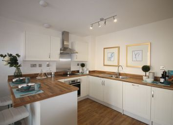 Thumbnail 2 bedroom flat for sale in Tempest Drive, Lyne Hill, Penkridge