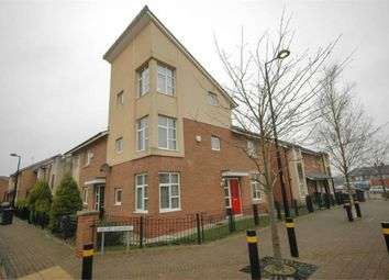 Thumbnail 3 bed town house to rent in Lynwood Way, Cleadon Vale, South Shields, Tyne And Wear