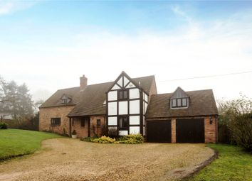 Thumbnail 4 bed detached house for sale in Ab Lench Road, Church Lench, Evesham, Worcestershire