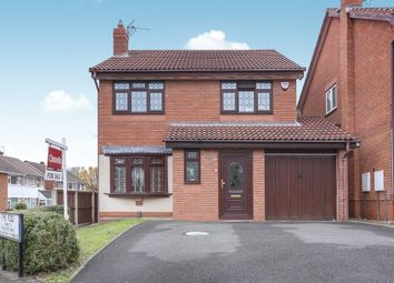 Thumbnail 4 bed detached house for sale in Wakeley Hill, Penn, Wolverhampton