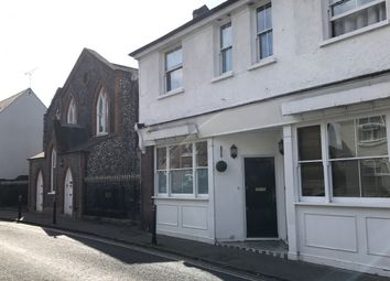 Thumbnail 3 bed semi-detached house for sale in High Street, Greenhithe, Kent