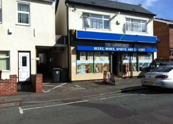 Thumbnail Commercial property for sale in Investment Property With 4 Bed Accommodation WV3, Bradmore, Wolverhampton
