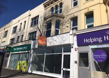 Thumbnail Retail premises for sale in 77 Mutley Plain, Plymouth
