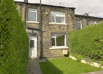 Thumbnail 2 bedroom terraced house to rent in Knowl Road, Golcar, Huddersfield, West Yorkshire