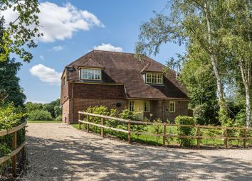 Thumbnail 3 bed detached house for sale in Danes Road, Awbridge, Romsey